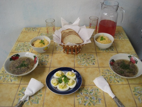 Обеды в домашних условиях 128