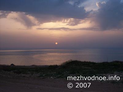 с. межводное